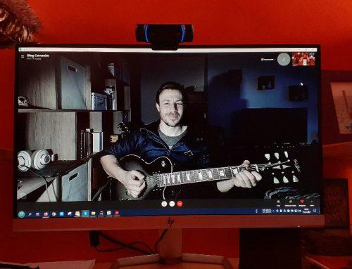 Abenteuer E-Gitarre!